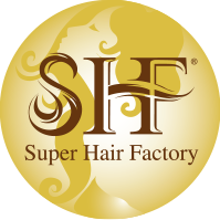 super hair factory logo