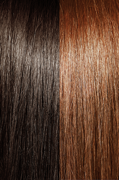 The Largest Spectrum of Human Hair Colors | Super Hair Factory