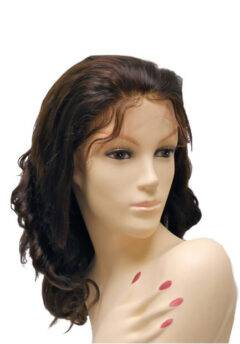 Adjustable EZ Full Lace Wigs Body Wave