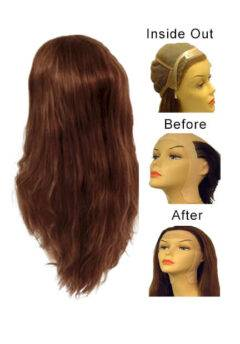 Lace Front Full Cap Wigs Body Wave