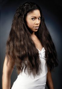 machine weft egyptian wave hair extensions