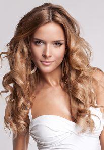 bohyme machine weft european wave hair extensions