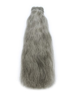 Pure-Indian-Grey-Virgin-Hair-Natural-Wave-100g