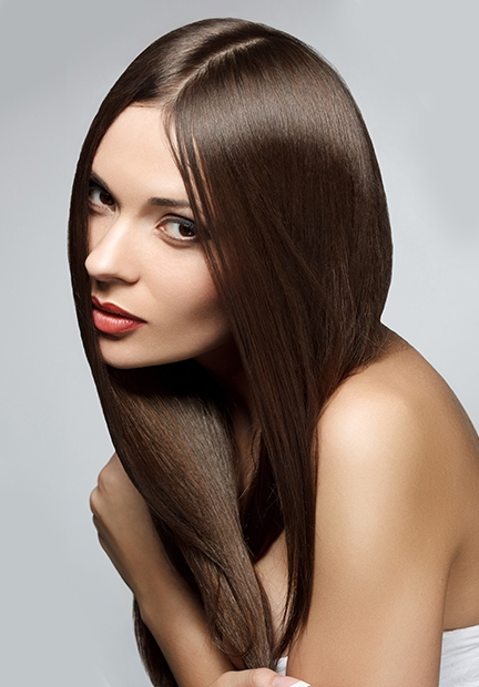 SupeRemi Halo Hair Extensions - Silky Straight