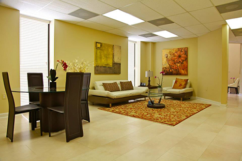 Image: The Super Hair Factory Customer Service Lounge   About Us - Super Hair Factory, Lawrenceville GA