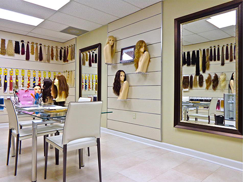 Image: The Super Hair Factory Showroom | Our Story - Super Hair Factory, Lawrenceville GA